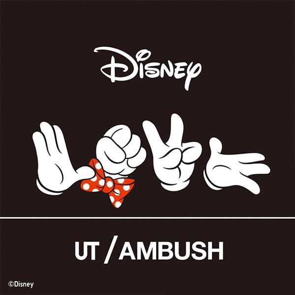 潮粉暴动!史无前例的三方联名!UNIQLO x DISNEY x AMBUSH系列