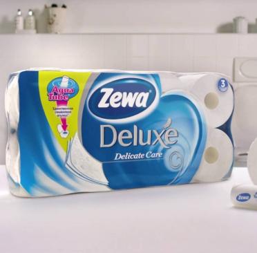 Zewa 德国质量的卫生纸巾!专注做质量最佳的厨厕纸巾!