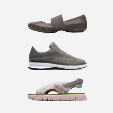 极简是一种生活态度!经典Camper农夫鞋特卖