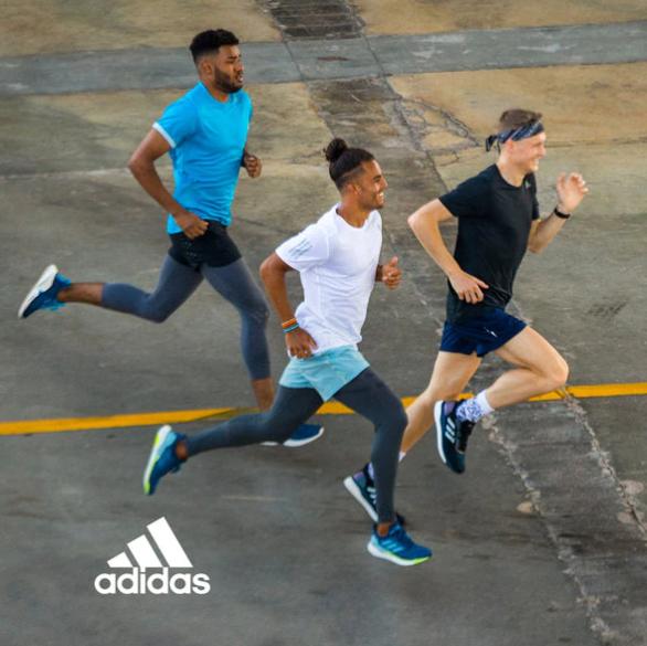 锻炼身体增加免疫力!Adidas 阿迪达斯男女儿童鞋履服饰配饰