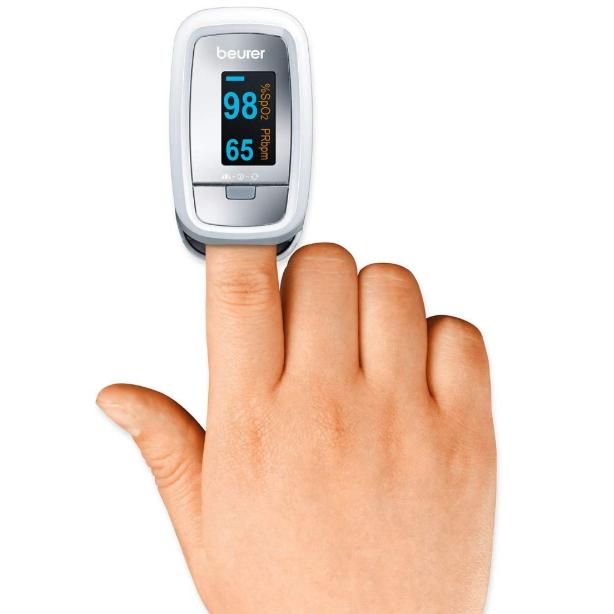Beurer指夹式脉搏血氧仪