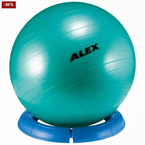 家用健身神器!Alex Gymnastikball健身球