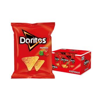 Doritos玉米片 Paprika口味  9 x 125g