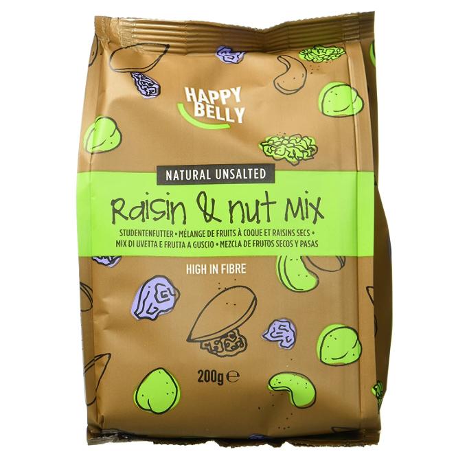 Happy Belly坚果mix装!来补充营养!