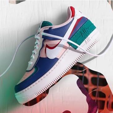 运动怎么能没新装!运动巨头Nike