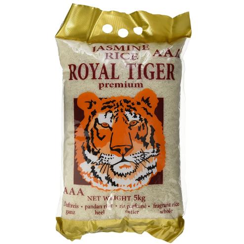 Royal Tiger  Jasmin Reis 柬埔寨优质香米 4x5kg