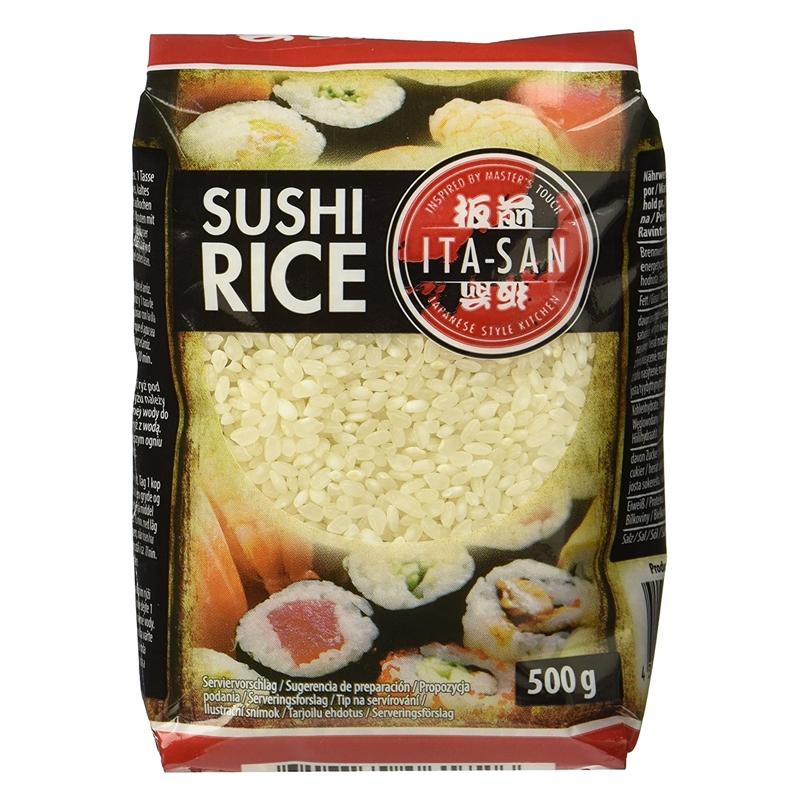 在家也不能亏待自己!ITA-SAN 寿司米