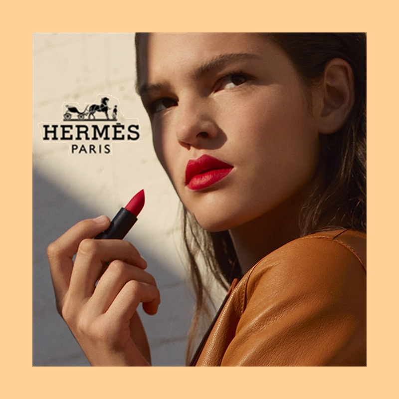 口红界的爱马仕本尊!Hermès 爱马仕同名系列唇膏