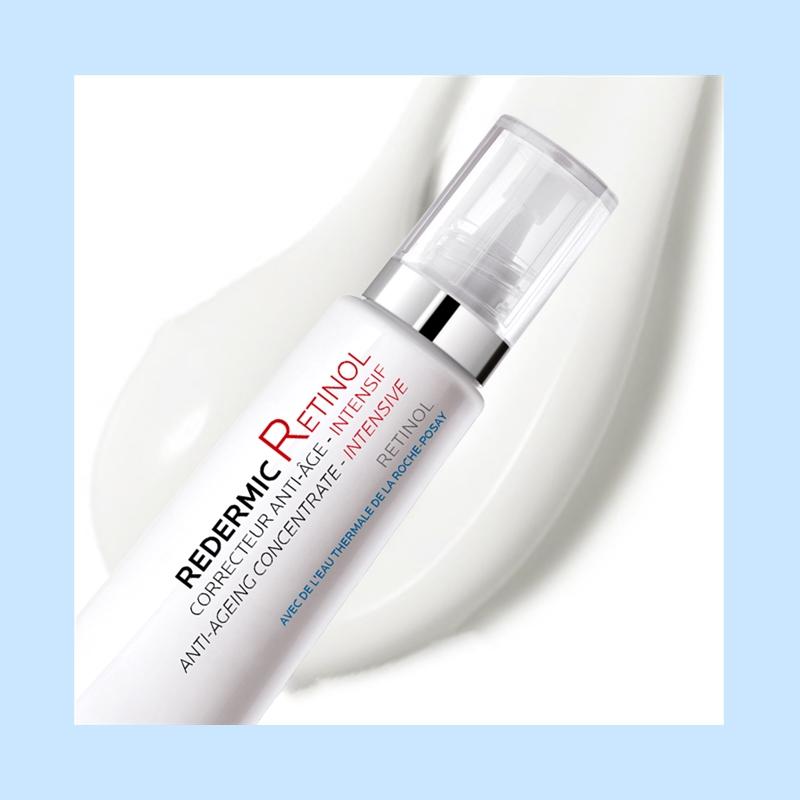 适合敏感肌的A醇抗老产品!La Roche-Posay 理肤泉视黄醇面部精华30ml