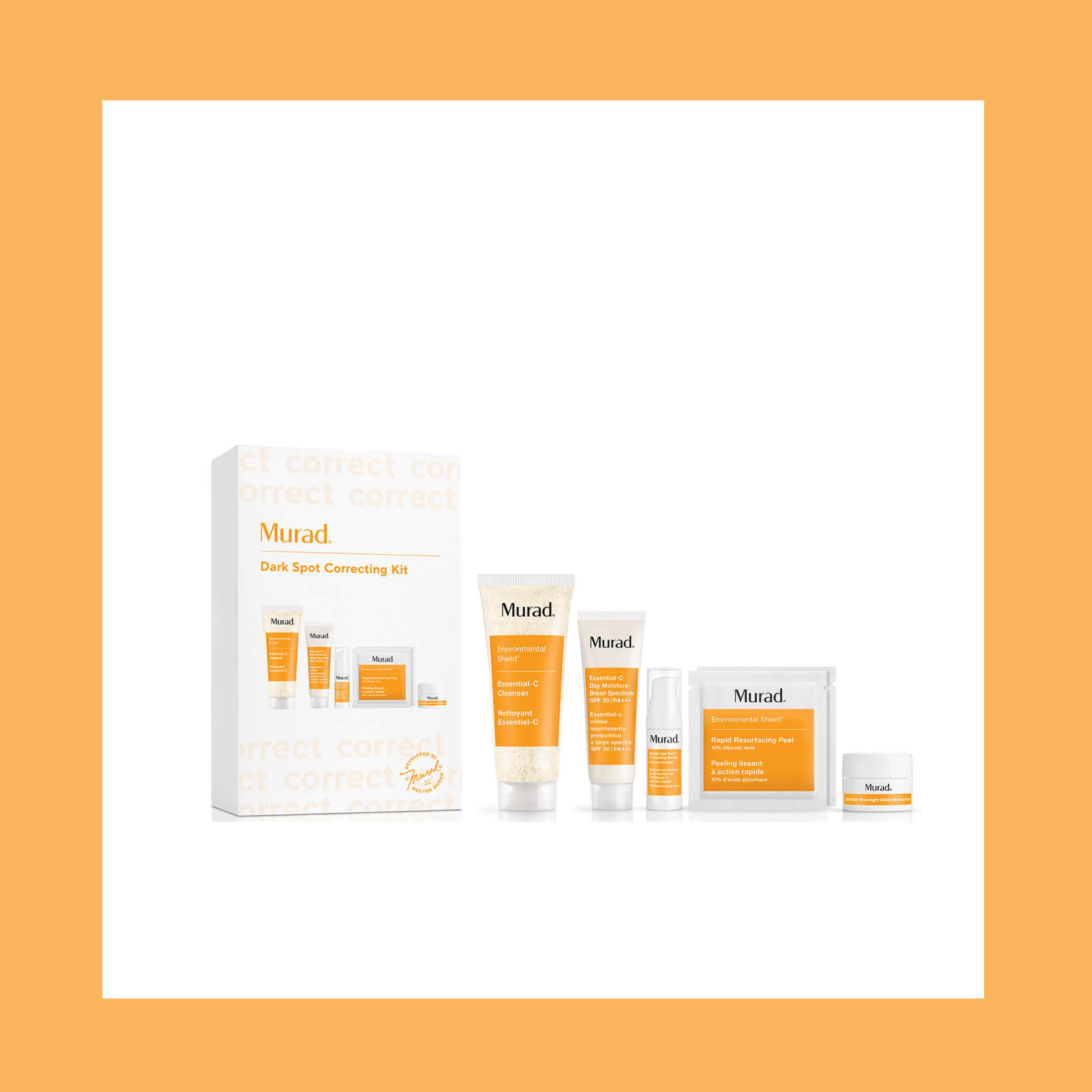 Murad Dark Spot Correcting Starter Kit 美白淡斑套组