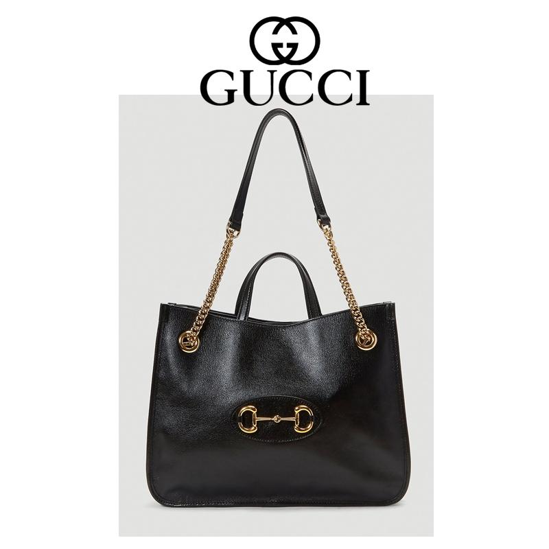 超大超豪华的Gucci托特包 你值得拥有!