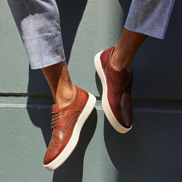 【直邮中国】最舒适的皮鞋品牌!英国Clarks,欧洲人民的最爱!