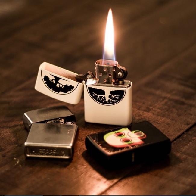 体现品味与质感,你需要一个zippo打火机!
