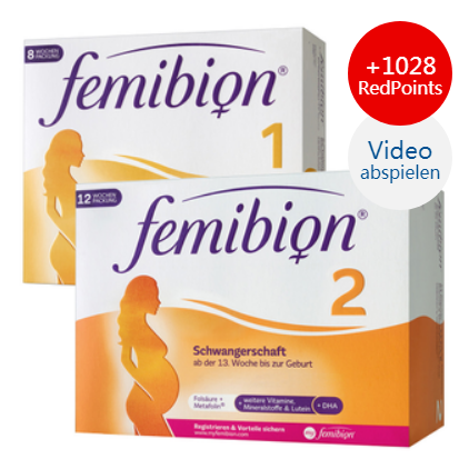 备孕和怀孕的姐妹们看过来!Femibion育儿必备叶酸专场