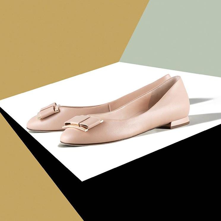 舒适到像没穿一样 奥地利贵族品牌 Högl女鞋