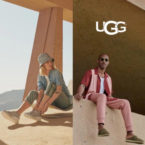 反季买它最划算!UGG 专场 男女童鞋+配件服饰