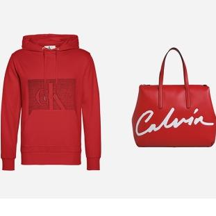 简约舒适 Calvin Klein Jeans 男女服饰包包+男士内衣