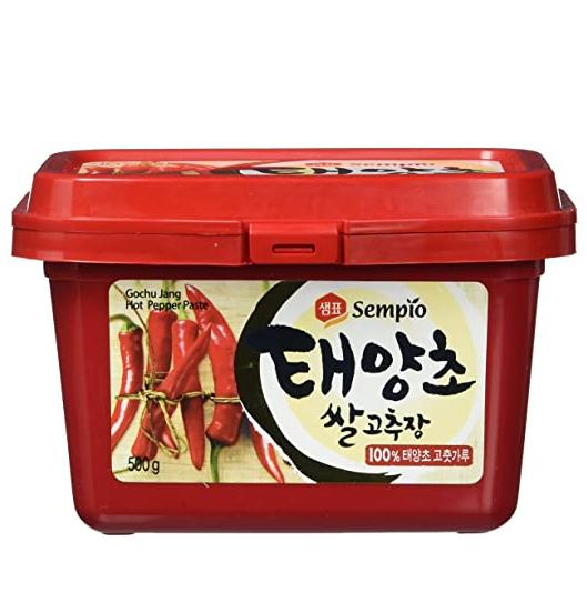 Sempio 韩式辣椒酱500g 装