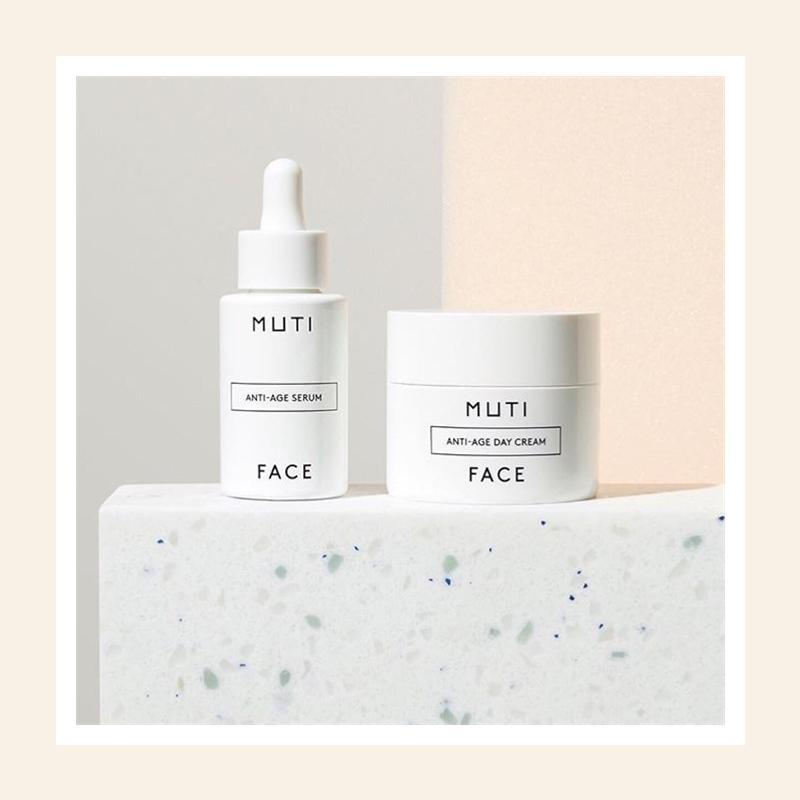 源自英国的纯天然护肤品牌 Muti 植物萃取护肤