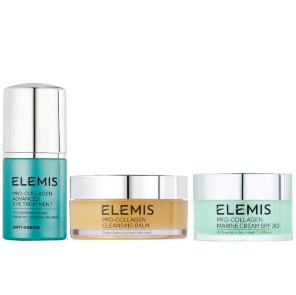 【直邮中国】Elemis Pro-Collagen Trio 骨胶原抗老套装