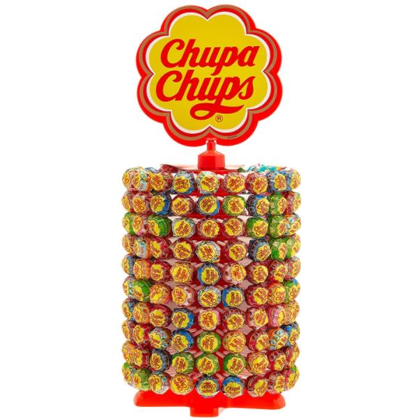 童年最爱之一 Chupa Chups 珍宝珠棒棒糖 200支装