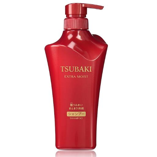 红色滢艳润养,给秀发暗哑干枯的你!Shiseido Tsubaki 资生堂丝蓓绮滢艳润养洗发水