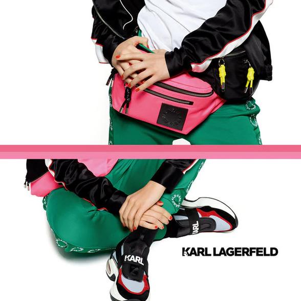 香奈儿首席设计师的品牌 Karl Lagerfeld 卡尔拉格斐男女包包配饰鞋履