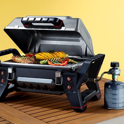 Char-Broil便携式燃气烧烤炉