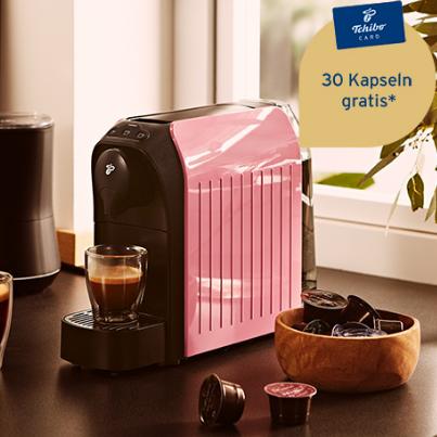 Cafissimo easy ROSÉ 胶囊咖啡机 粉色