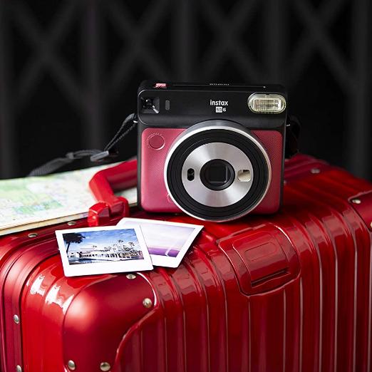 Fujifilm Instax SQ 6 EX D 拍立得相机 5色可选 带三色镜头