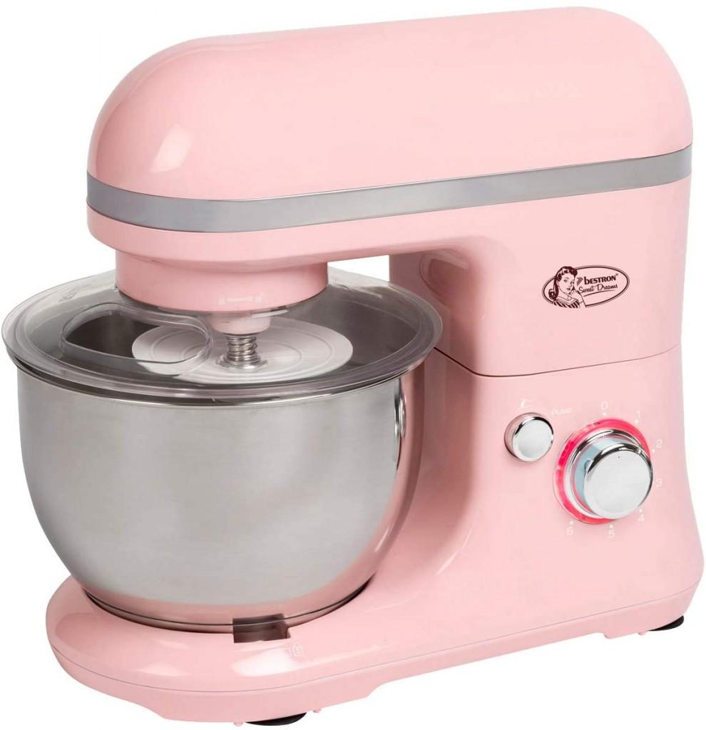 超萌超可爱颜值巨高的 Bestron 厨房机