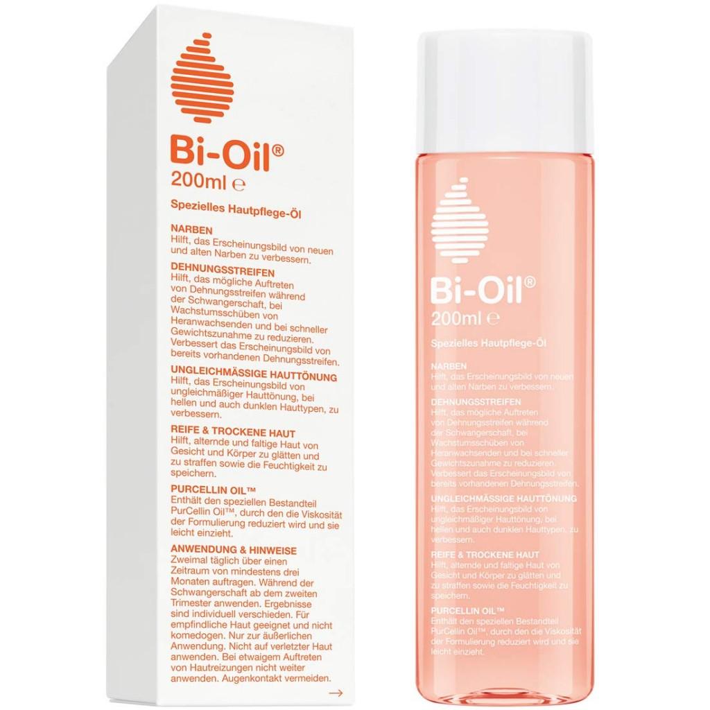 祛妊娠纹好物! Bi-Oil 油
