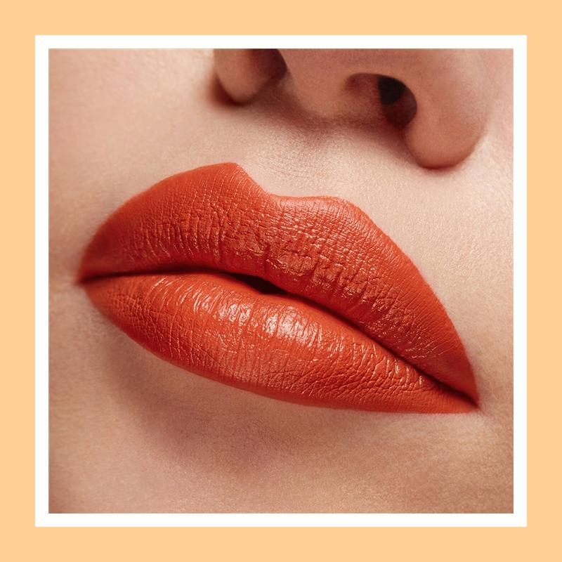 一抹顺滑显色的胡萝卜!Illamasqua 润泽丰盈唇膏