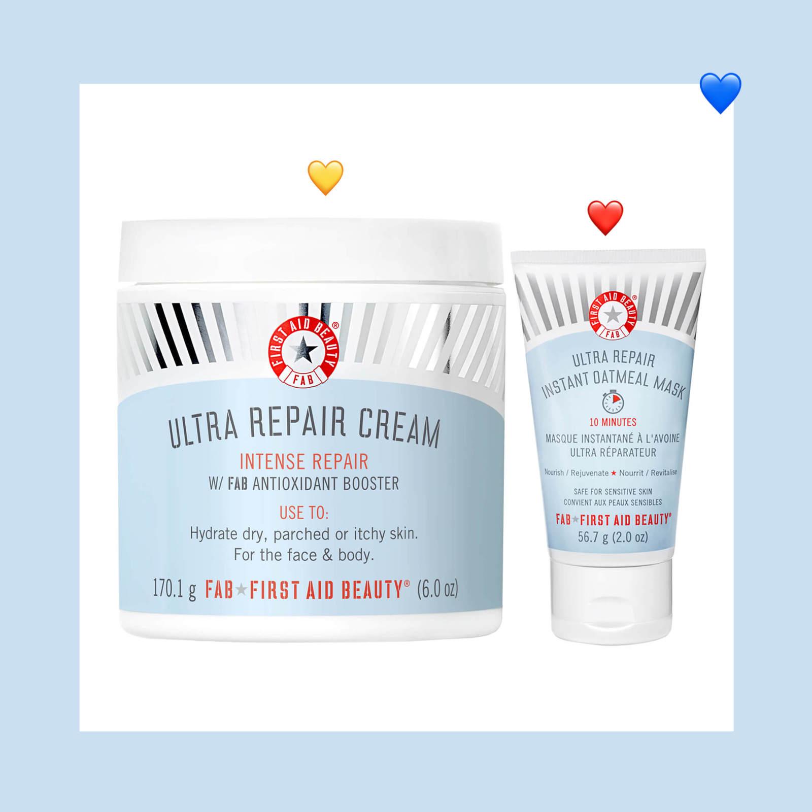 First Aid Beauty/急救美人 修复保湿套组