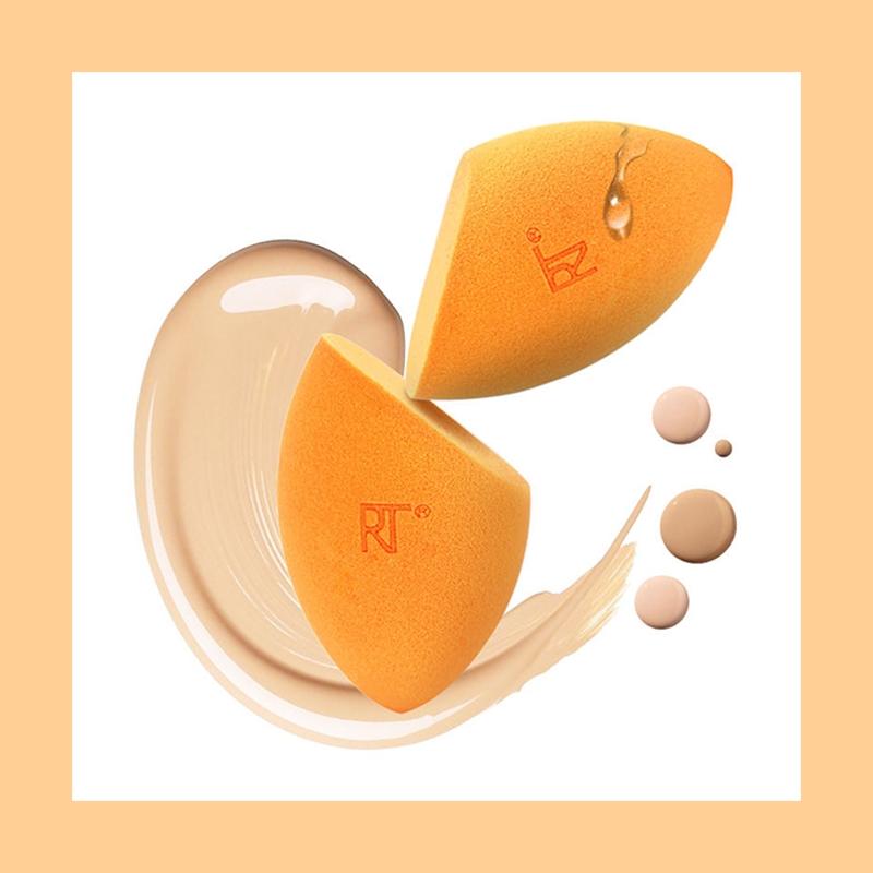 超划算!!!最物美价廉的美妆蛋 Real Techniques 美妆蛋两只装