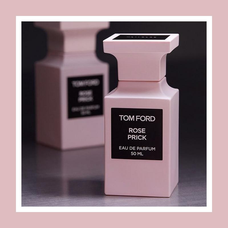 终于补货!!!Tom Ford 2020春季私人调香系列禁忌玫瑰