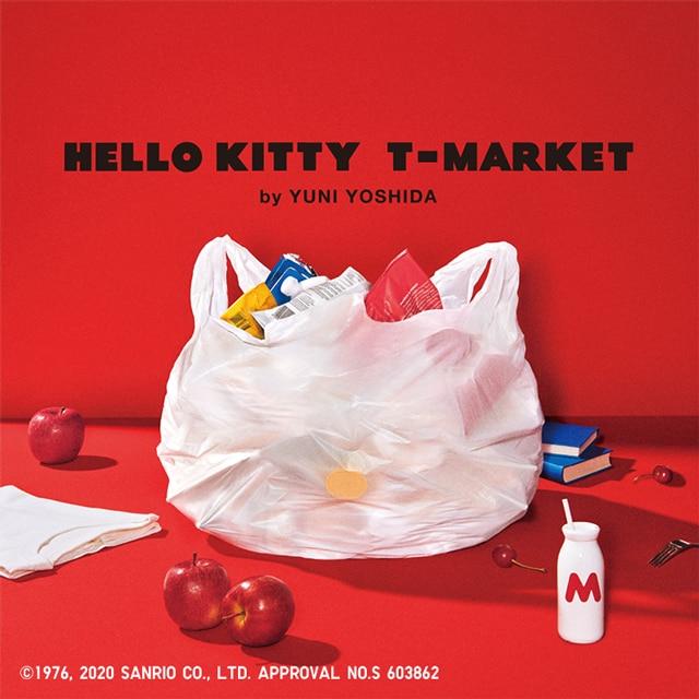 每个软妹子都会买的Hello Kitty联名款!优衣库T恤又又又上线啦!