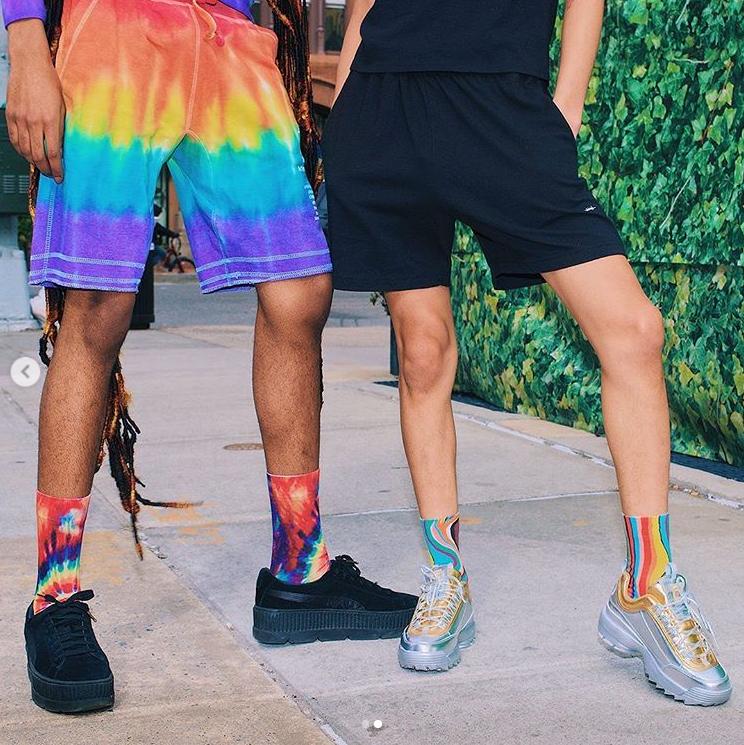 Happy Socks x Phluid-Projekt最新联名!Walk with Pride步步生风!