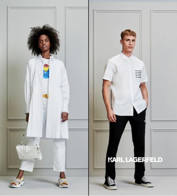 Karl Lagerfeld 香奈儿的老佛爷个人品牌