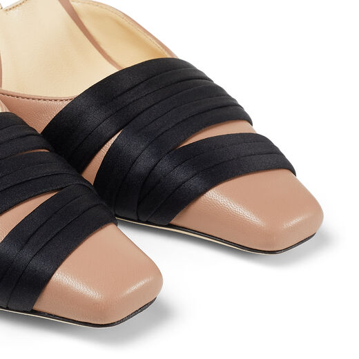 贵气却又日常,通勤婚鞋两不误!Jimmy Choo LYRIN 85 芭蕾高跟鞋