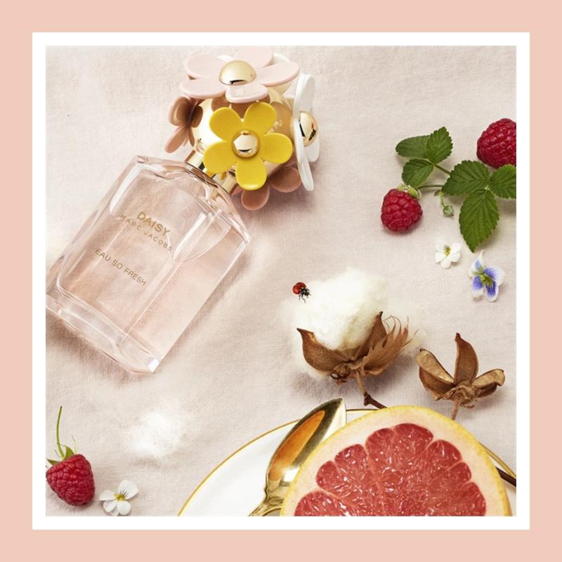 果味丰盛的清甜版小雏菊!Marc Jacobs 粉色雏菊香水