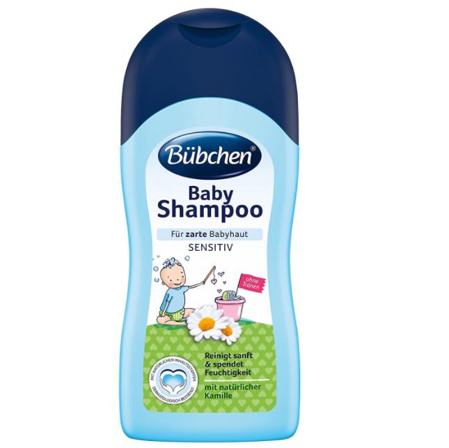 德国宝比珊BÜBCHEN 婴儿洗发水