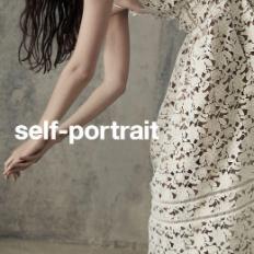 国内外明星博主最爱的时装品牌Self-Portrait
