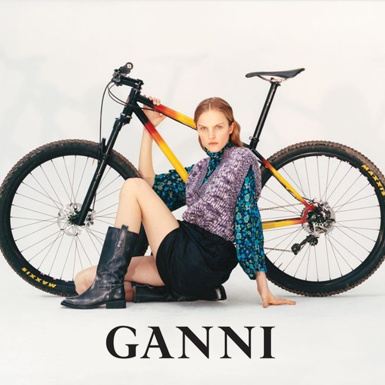 【直邮中国】网红Ganni全网最低!