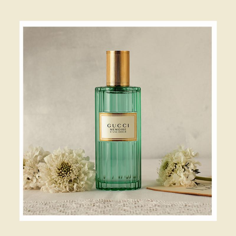 游走在癫狂与浪漫的复古美学 GUCCI 气味记忆 MEMOIRE D'UNE ODEUR 香水
