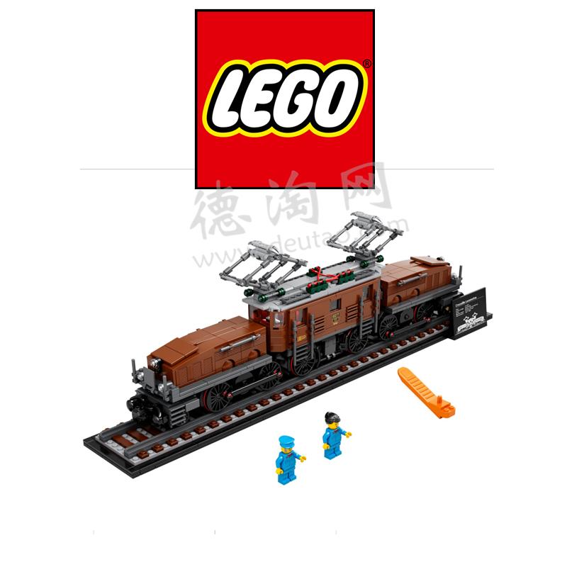 蒸汽时代的巨擎!crocodil号火车