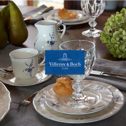 德国高品质日用餐具 Villeroy & Boch唯宝餐具