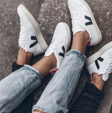 法国国民小白鞋veja全新款式加入折扣!