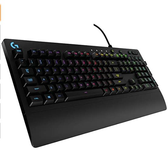 好的键盘带来绝佳游戏体验!Logitech罗技游戏键盘