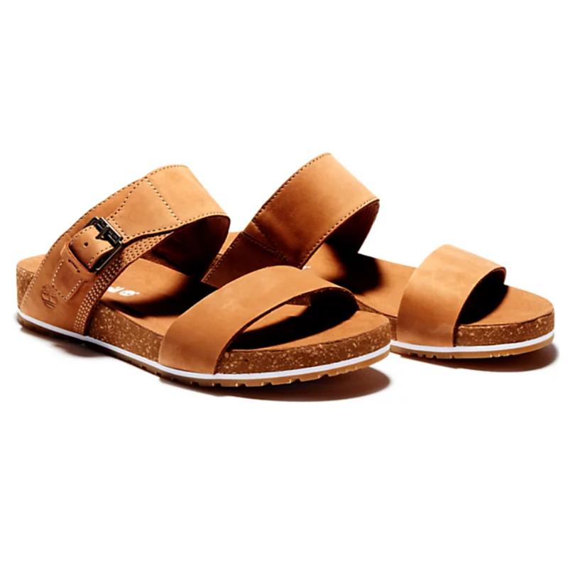 Timberland夏日女士必备凉鞋!舒适好穿又方便!